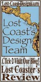 I design for Lost Coast Designs
