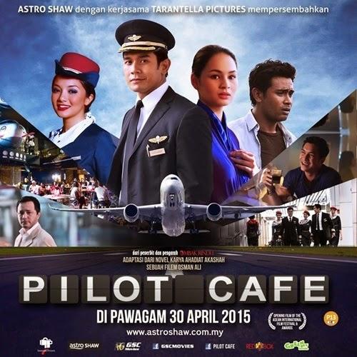 OST Lagu Tema Filem Pilot Cafe