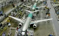 How Boeing Aeroplanes Are Made