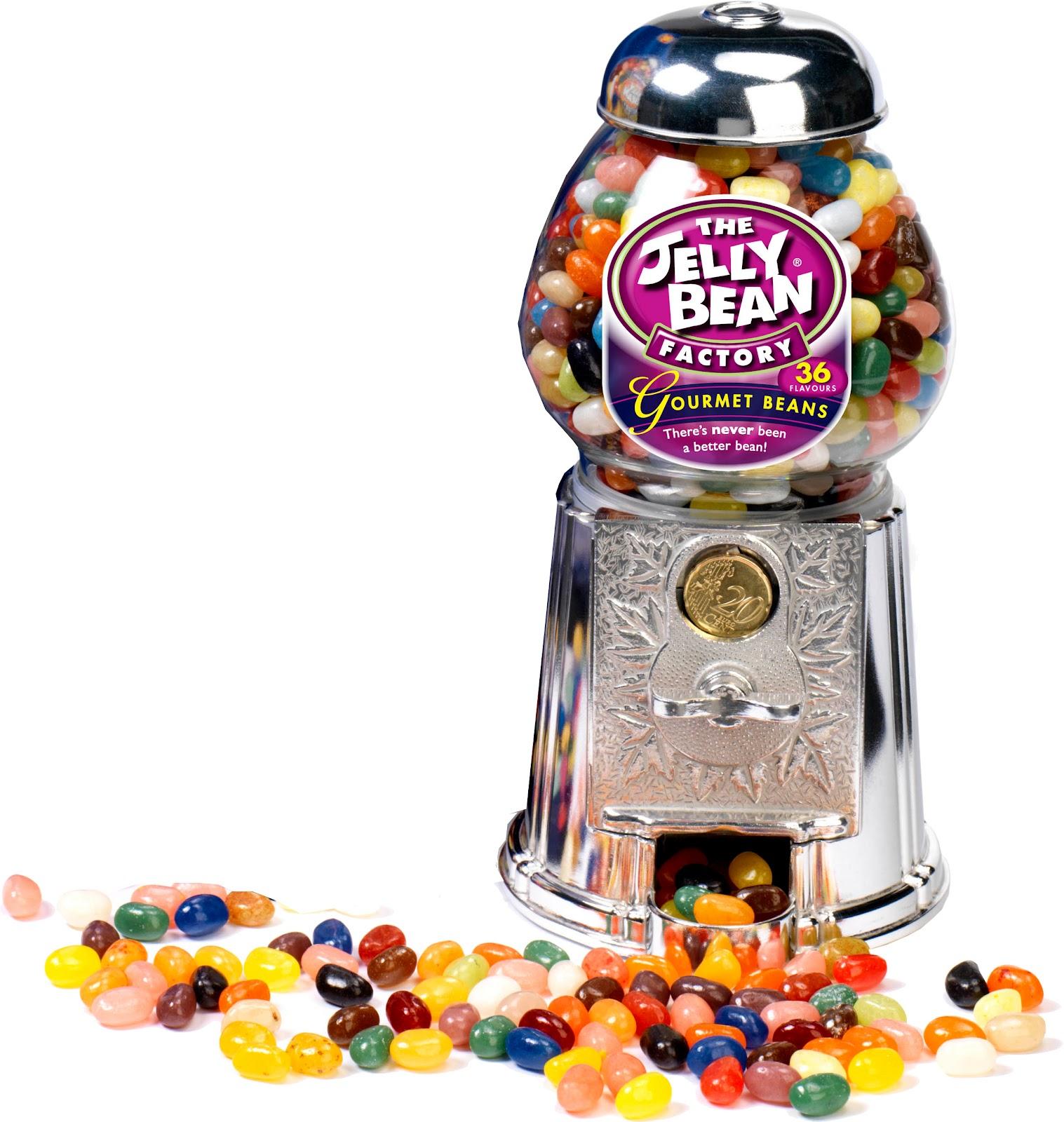 jelly beans machine dispenser