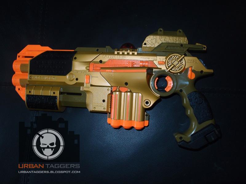 Hasbro Tiger Lazer Tag Guns