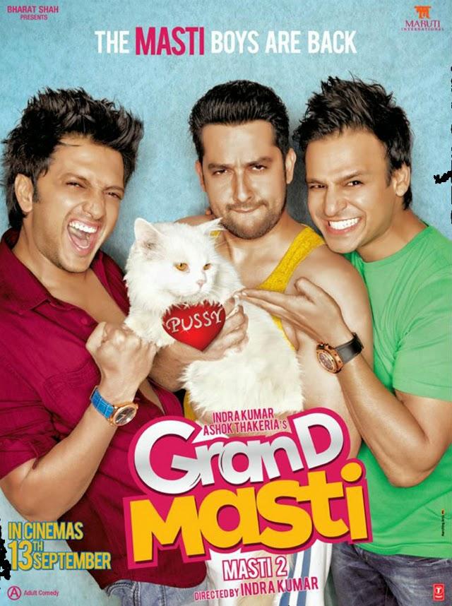 La película Grand Masti