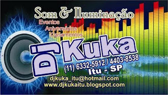 Cartao de Visita dj kuka