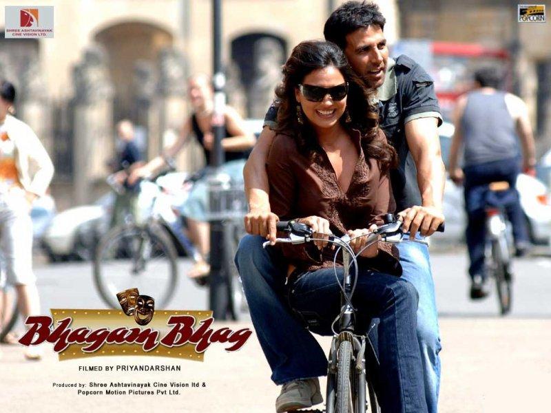 Akshay Kumar Bhagam Bhag Full Movie
