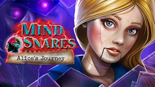 Screenshots of the Mind snares: Alice's journey for Android tablet, phone.