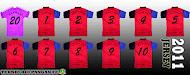 kostum baju futsal TP FC
