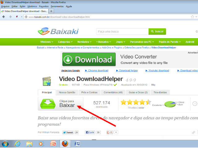 Block Access Facebook para Firefox Download - Baixaki