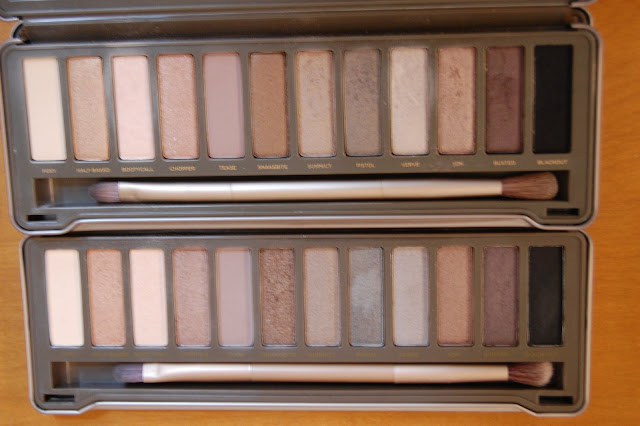 Dupe or Dud: Urban Decay Naked2 Palette vs. Makeup