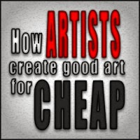 Art for Cheap Blog Illustration