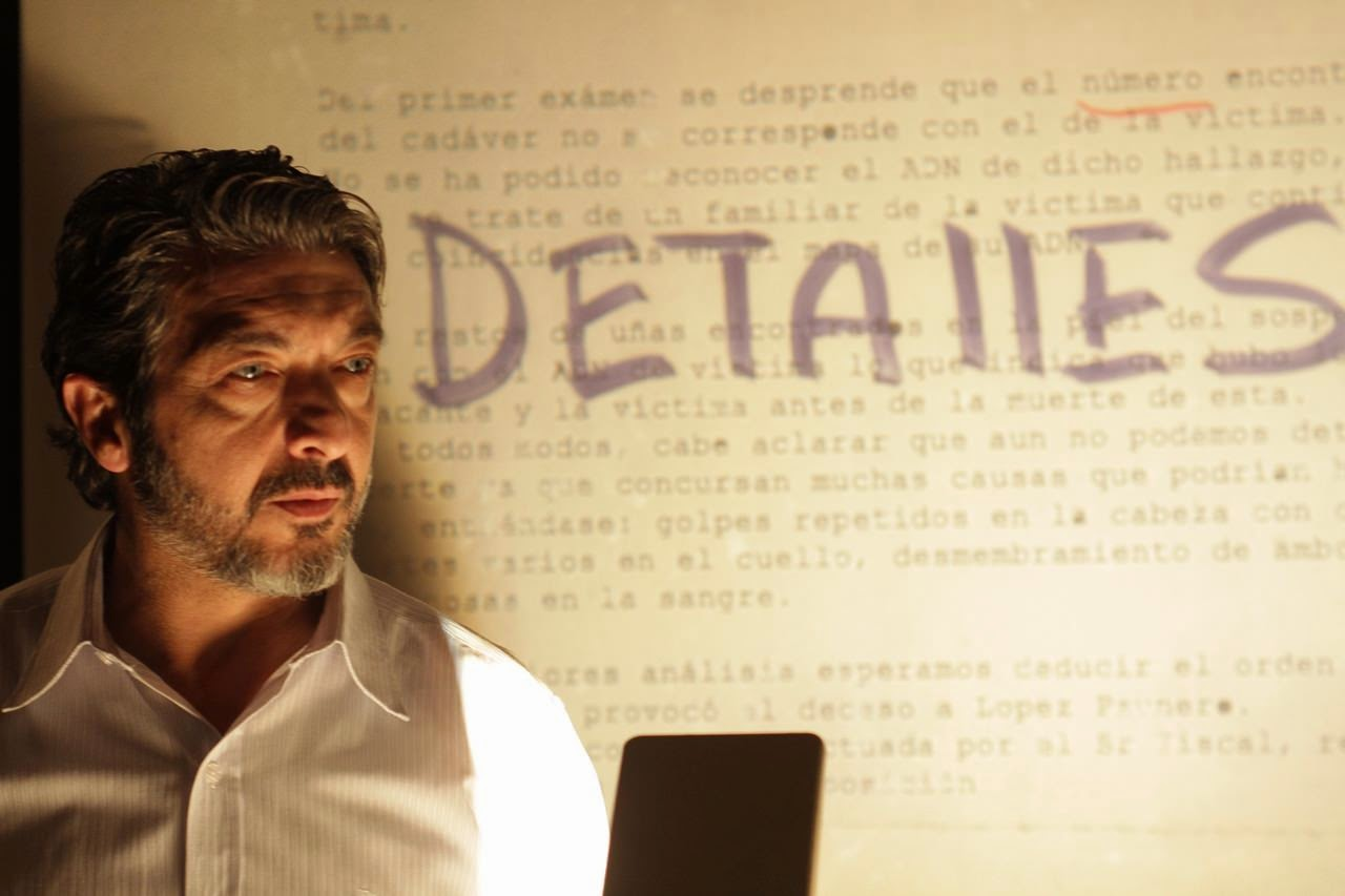 thesis on a homicide ricardo darin