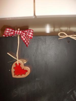 dekoratif kalp