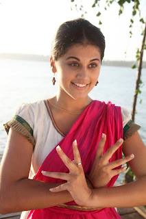 View South Indian Actress Taapsee Pannu Pictures