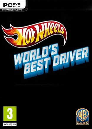 Hot Wheels Worlds Best Driver PC Full Español