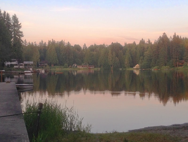 Lake at Camp Killoqua