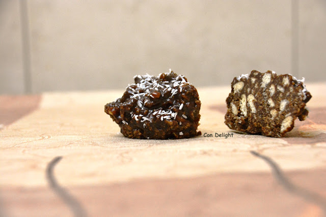 כודורי שוקולד chocolate balls