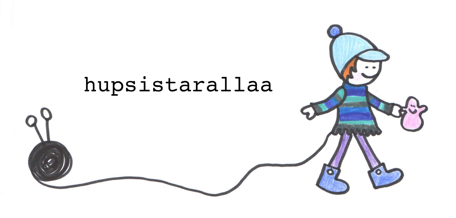 Hupsistarallaa