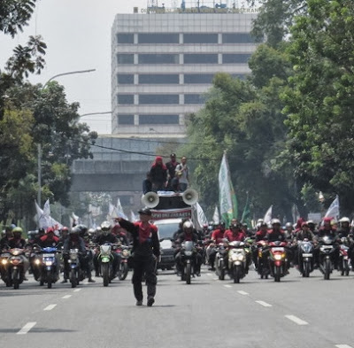 Wakil Presiden FSPMI Nilai Tuntutan Upah Pekerja Rp3,7 Juta Wajar