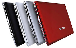 Notebook ASUS Eee PC 1225B