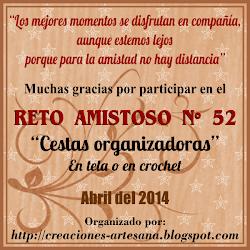 PRESENTACIÓN RETO AMISTOSO N° 52