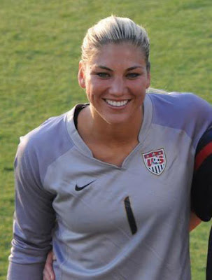 Fotos da Hope Solo - Goleira do EUA 5
