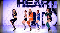 4Minute - Heart to Heart ( korean version )