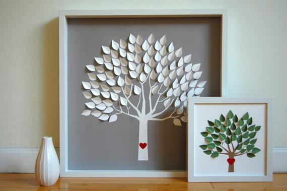 Объемное из дерева своими руками