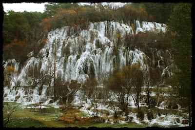 Nacimiento Río Cuervo, Cuenca