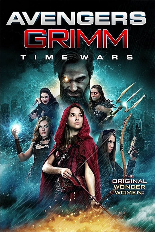 Avengers Grimm: Time Wars 2018 Legendado
