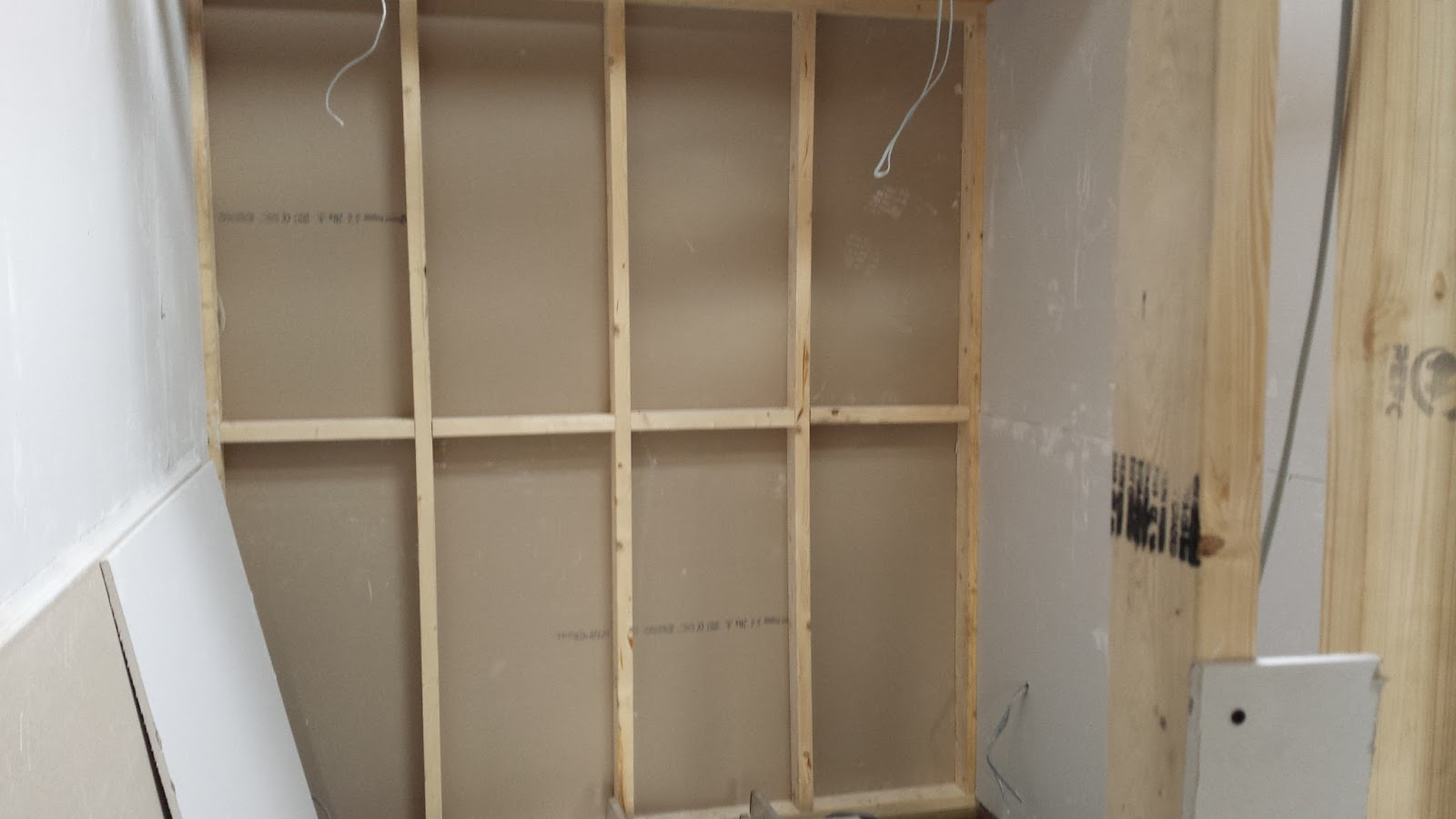 How To Run Cables Through Wall To Downstairs Room