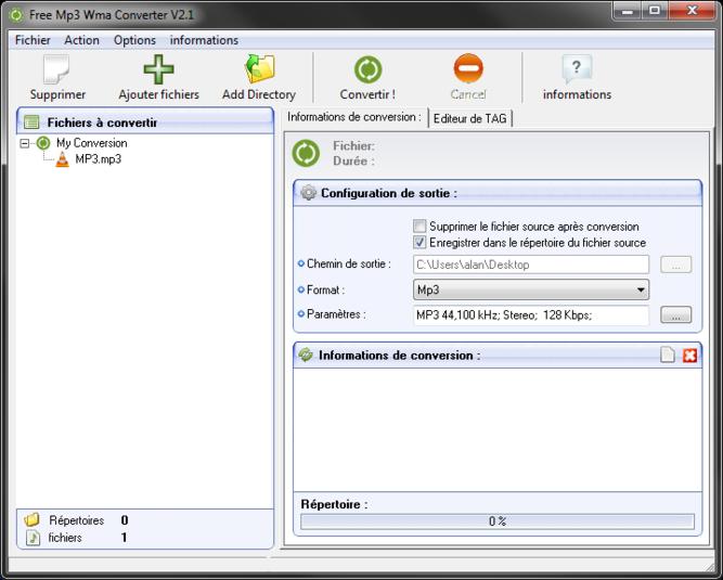 Как конвертировать файлы из формата M4A/AAC в MP3