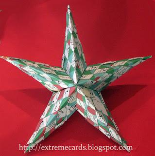 papermatrix woven star