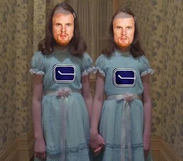 The Sedin Twins