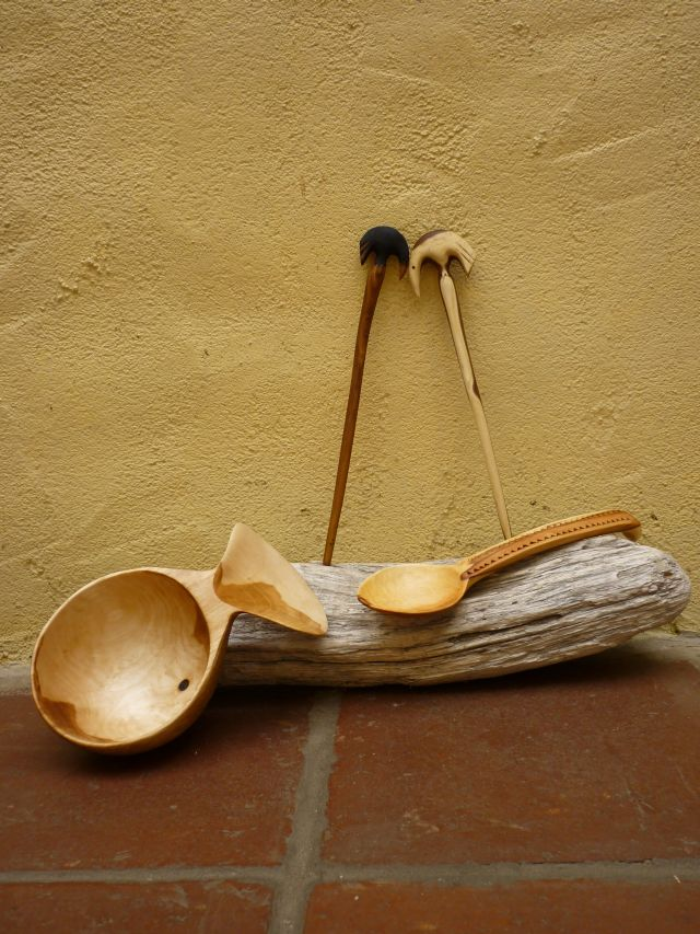 Wood Blanks For Spoon Carving