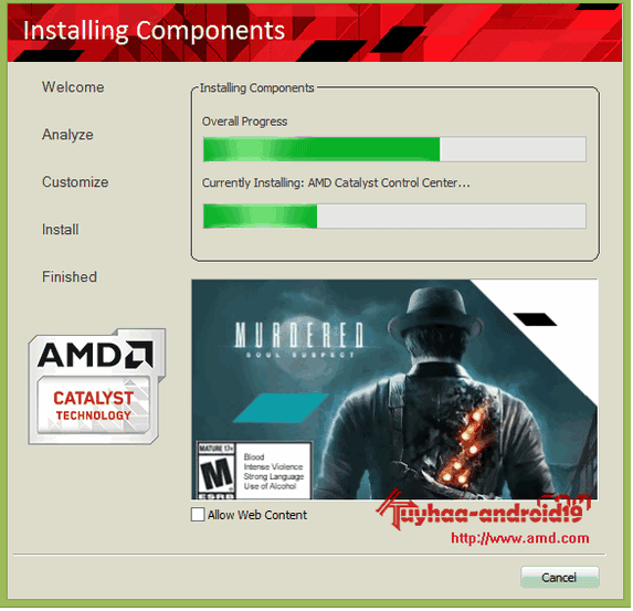 AMD ( ATI ) Catalyst Display Drivers 14.12