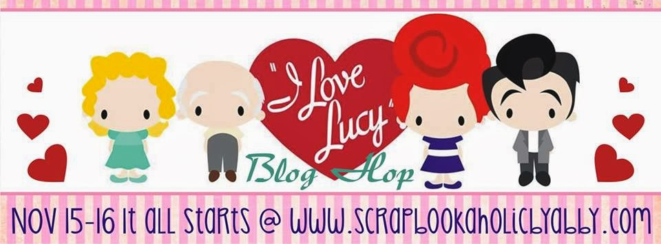 I Love Lucy Blog Hop