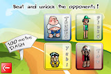 Finger Olympic Opponents