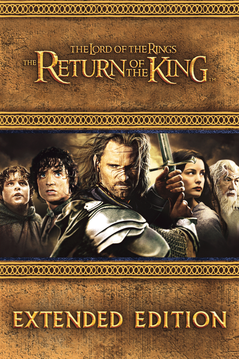 The Lord Of The Rings: The Return Of The King Extended [2xBD50]