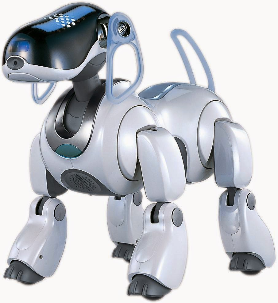 Aibo - Sony's pet robot