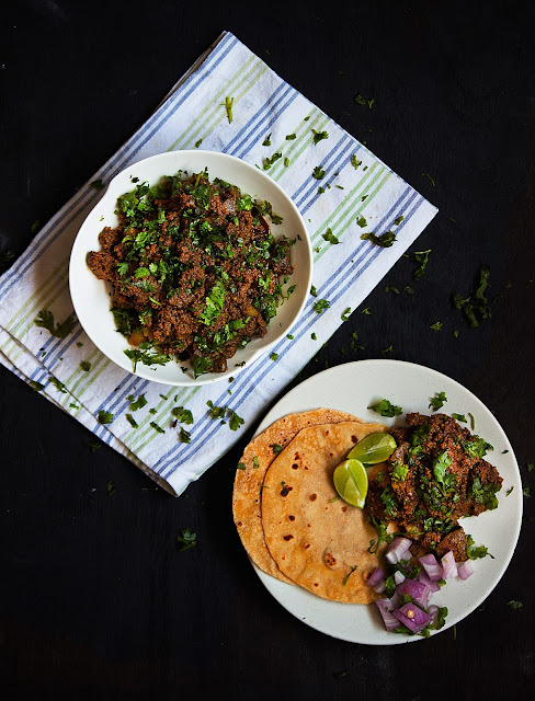 indian keema kaleji recipe