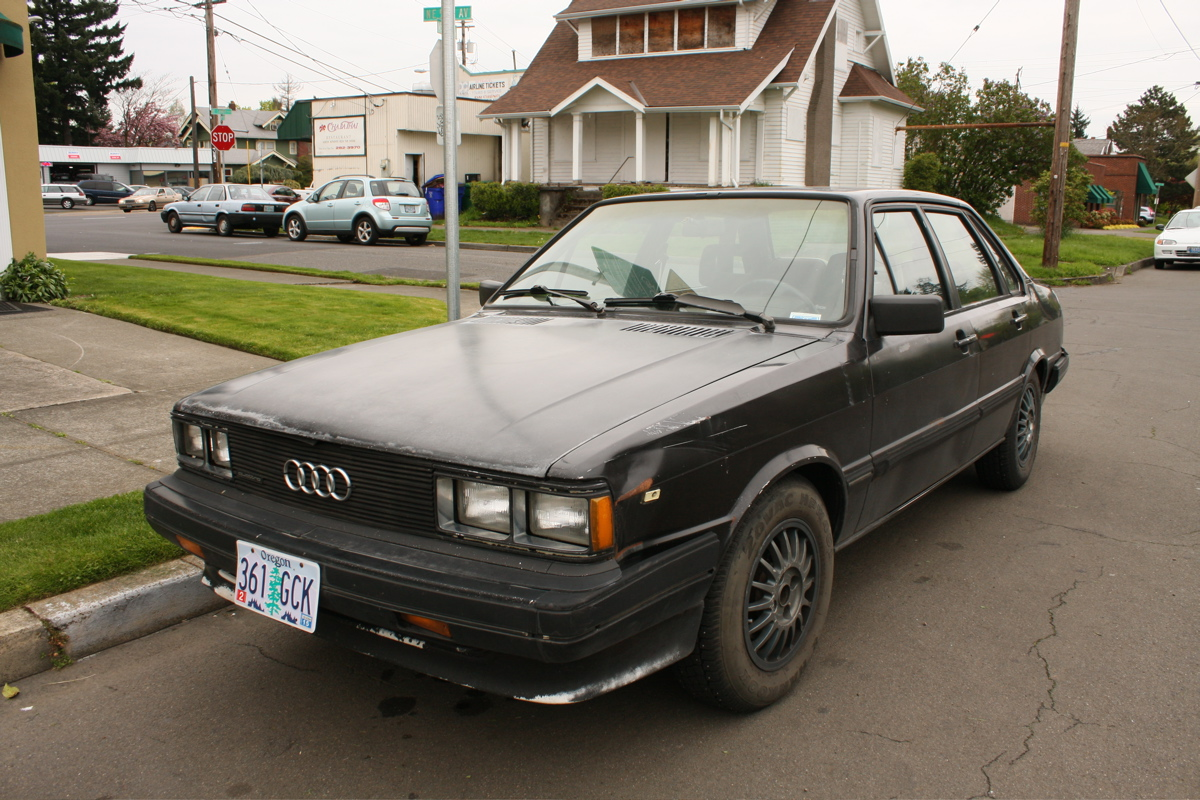 Nicest We've Seen: 1987 Audi 4000CS Quattro | Bring a Trailer
