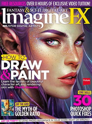 Imagine FX Magazine Issue 114 November 2014