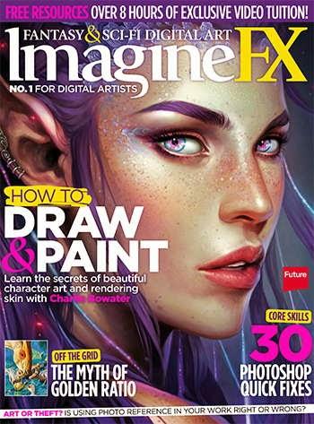 Imagine FX Magazine Issue 114 November 2014
