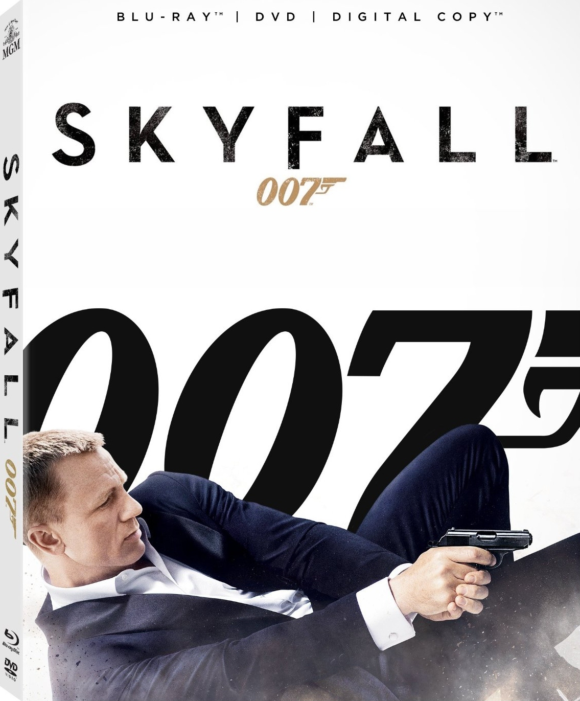 Lowdown Cool News The Day Skyfall Blu Ray And Dvd