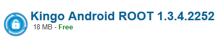 Kingo Android ROOT 1.3.4.2252 Free Download