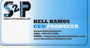 Kell Ramos Trenton Film Producer