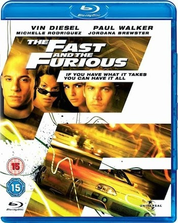 The Fast and the Furious (2001) Dual Audio [Hindi English] BRRip 300mb