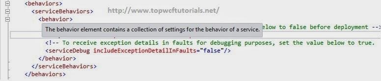 WCF 4.5 - Tooltip support