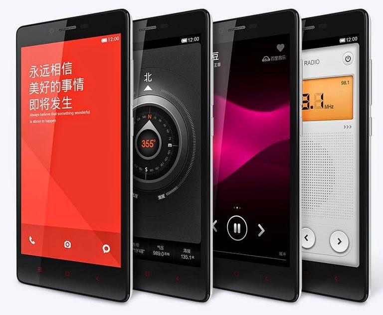 Harga Xiaomi Redmi Note 4G