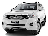 Fortuner SUV Terbaik