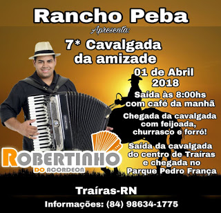RANCHO PEBA - APRESENTA
